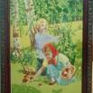 И-714 СКМ-КП-6573  Панно «Дети_ собирающие грибы»_1.JPG